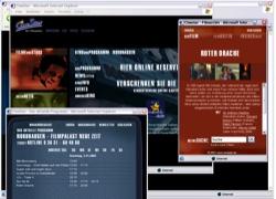 Beschreibung von www.cinestar.de