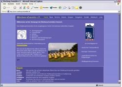 Beschreibung von www.wartburg-ensemble.de