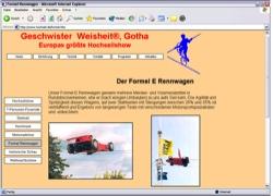 Beschreibung von www.hochseil.de