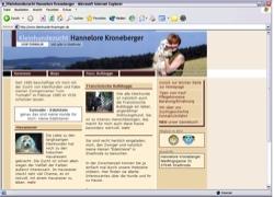 Beschreibung von www.kleinhunde-thueringen.de