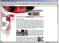 Website in neuem Fenster öffnen - Tagebuch berichtet über ehrenamtlichen Einsatz für Kranichfeld