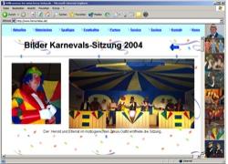 Website in neuem Fenster öffnen - Karnevalsverein Ferna lädt zur Karnevalssitzung mit Zirkusatmosphäre