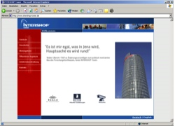 Beschreibung von www.intershop-tower.de