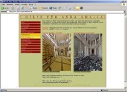 Beschreibung von www.anna-amalia-bibliothek.de