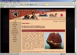 Website in neuem Fenster öffnen - Abenteurer lassen jedermann an ihrer historischen Tour teilhaben