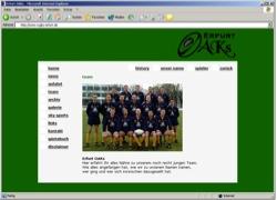 """Website in neuem Fenster öffnen - """"Erfurter Eichen"""" werben mit Rugby für das etwas andere Ballgefühl"""