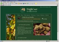 Beschreibung von www.trüffel.net