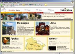 Beschreibung von www.schiller-lockt.de