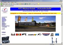 Beschreibung von www.schrauberhalle.de