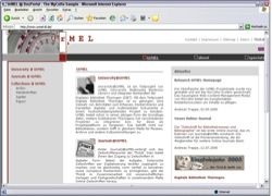 Website in neuem Fenster öffnen - Archivportal für Historische Zeitungen, aktuelle  Dissertationen und Bilder