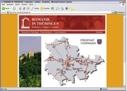 Beschreibung von www.romanik-thueringen.de