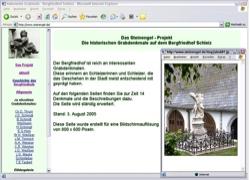 Website in neuem Fenster öffnen - Schleizer Bergfriedhof verzückt Spaziergänger mit  historischen Grabmalen