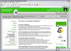 Beschreibung von www.thueringen.de/de/tmsfg/gefluegelpest
