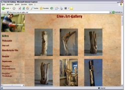 Website in neuem Fenster öffnen - Eisenacher Künstler Hardy Raub erlaubt einen Blick  in seine Werkstatt