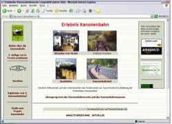 Beschreibung von www.kanonenbahn-ev.de