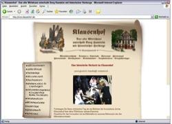 Beschreibung von www.klausenhof.de