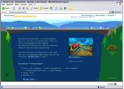 Beschreibung von www.bruecken-lauf.de