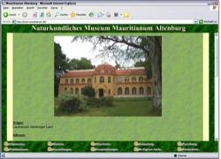 Website in neuem Fenster öffnen - Naturkundemuseum Altenburg zeigt rund 350000  Ausstellungsstücke