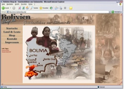 Beschreibung von www.bolivienshop.de