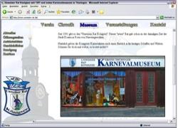 Website in neuem Fenster öffnen - In Königsee haben die Fastnachtsnarren seit dem Mittelalter das Sagen