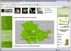 Beschreibung von www.schwarzes-kreuz.de