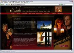 Website in neuem Fenster öffnen - Historienmusical präsentiert sich vor der  Welturaufführung