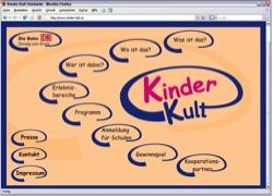 Beschreibung von www.kinder-kult.eu