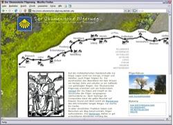 Website in neuem Fenster öffnen - Zu Fuß von Thüringen nach Santiago de  Compostela