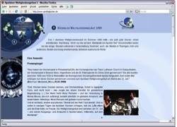 """Website in neuem Fenster öffnen - Drittes """"Weltglockengeläut"""" vereint Thüringer Klänge  zum Livekonzert"""