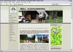 Website in neuem Fenster öffnen - Radtour-Planung ganz einfach: laden, lesen, drucken und  losfahren
