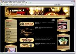 Website in neuem Fenster öffnen - Partyscheune, Disco, Soul-Bar und gemütlicher  Rittersaal in einem