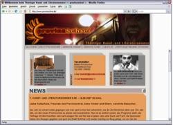 Website in neuem Fenster öffnen - Suhl bietet kulturellen Mix mit Autoren, Theater,  Lesungen und Musik