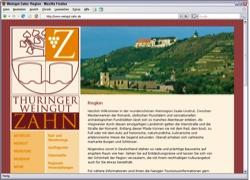 Website in neuem Fenster öffnen - Weingut in Großheringen wird in der dritten Generation bewirtschaftet