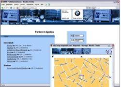 Website in neuem Fenster öffnen - Onlineatlas für Parkhäuser und -plätze mit Gebühren und  Öffnungszeiten