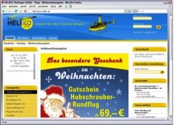 Website in neuem Fenster öffnen - Heliflüge, 500-PS-Fahrten und Gourmetrunden als  Weihnachtsüberraschung