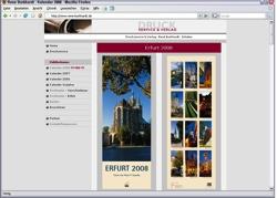 Website in neuem Fenster öffnen - Wenn Erfurt, Jena und ganz Thüringen zu  Kalendermotiven werden