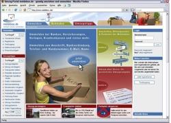 Website in neuem Fenster öffnen - Umzugsportal vereinfacht die Suche nach Speditionen und  Behörden
