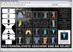 Website in neuem Fenster öffnen - In Nordhausen, Erfurt und Leipzig kann jeder zur  Skulptur werden