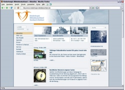 Beschreibung von www.kinderhospiz-mitteldeutschland.de