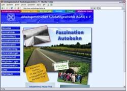 Beschreibung von www.autobahngeschichte.de