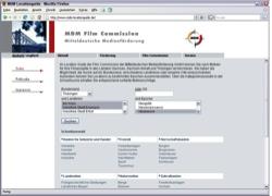 Website in neuem Fenster öffnen - Rechercheportal mit 280 Thüringer Drehorten für  Film und TV