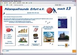 """Website in neuem Fenster öffnen - Französisches Kultspiel """"Pétanque"""" erobert Thüringer Parks und  Plätze"""