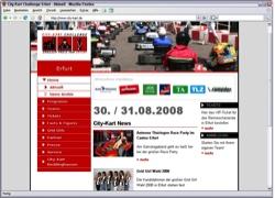 """Website in neuem Fenster öffnen - 26 Kartteams kämpfen am Wochenende um den """"Großen Preis von  Erfurt"""""""