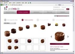 Beschreibung von www.pralimio.de