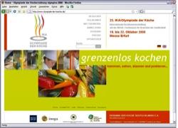 Beschreibung von www.olympiade-der-koeche.de
