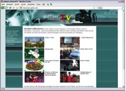 Website in neuem Fenster öffnen - Internetfernsehen mit Regionalberichten, Kochsendungen und  Reportagen