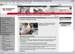 Website in neuem Fenster öffnen - Arbeitsagenturen und Betrieb laden am 18. März zum  Schnuppern ein