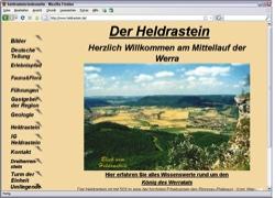 Beschreibung von www.heldrastein.de