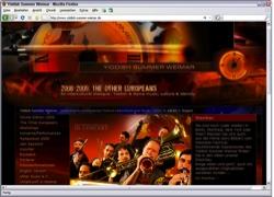 Website in neuem Fenster öffnen - Konzerte und Workshops mit jiddisch-jüdischen Melodien
