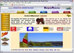 Beschreibung von www.bergseeratscher.de